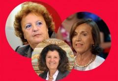 governo monti, donne monti, ministri donne monti, donne in politica, Anna Maria Cancellieri, Paola Severino, Elsa Fornero
